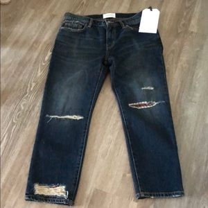 BRAND NEW! current/Elliott collection jeans